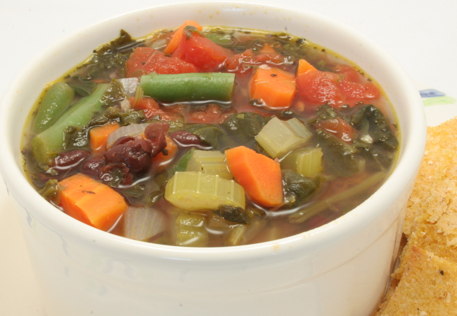 Daniel Fast soup that will warm you up! | Ultimate Daniel Fast