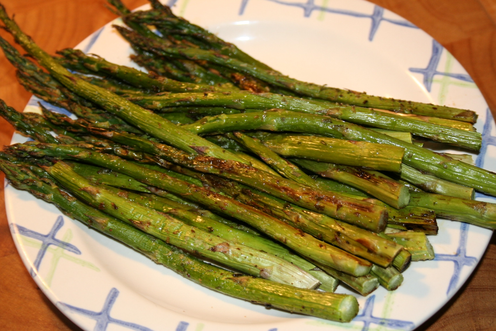 Roasted Asparagus | Ultimate Daniel Fast