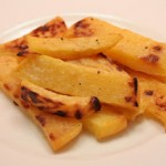 Oven-Baked Rutabaga Fries