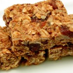 Apricot-Nut Breakfast Bars