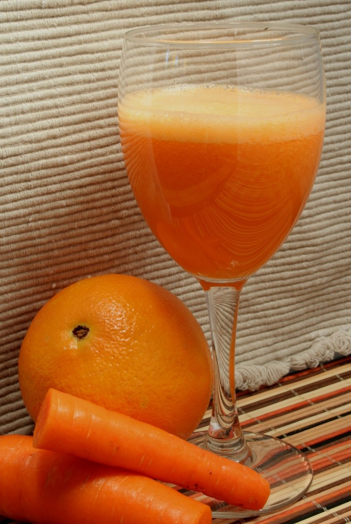 Orange-Carrot Juice