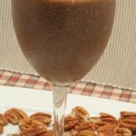 Raspberry-Pecan Smoothie