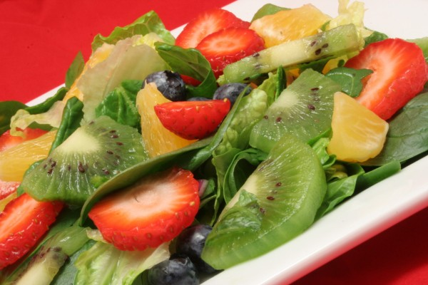 Daniel Fast Salads and Salad Dressings