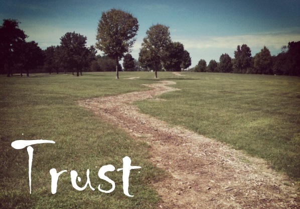Do You Trust God? by Kristen Feola