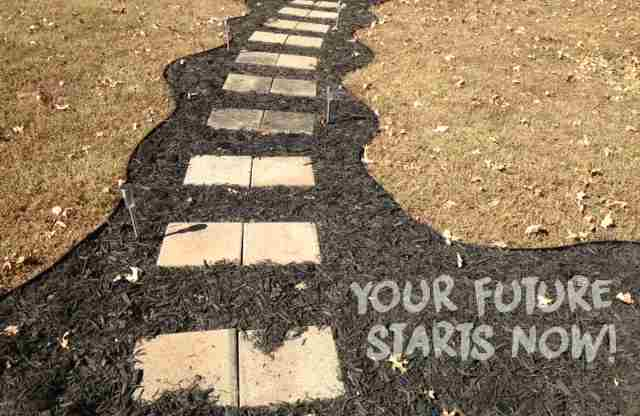 Your Future Starts Now!