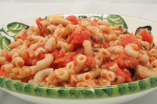 artichoke tomato sauce