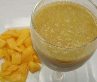 creamy mango delight
