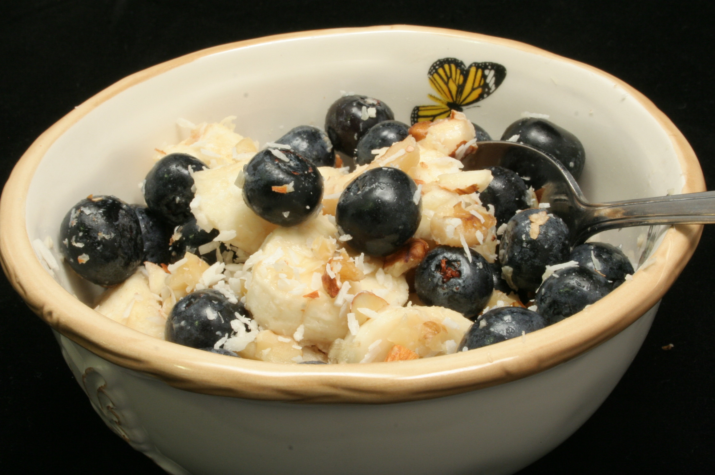 Simple breakfast recipe ultimate daniel fast nutty fruit cereal forumfinder Images