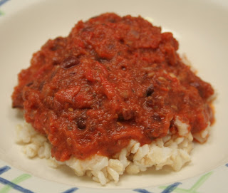 sicilian beans and rice