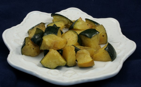 Roasted Acorn Squash with